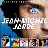 Jarre Jean Michel: Original Album Classics (5x CD) - CD - Music CD