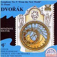 Česká filharmonie, Neumann Václav: Symfonie 9, Novosvětská - CD - Hudební CD