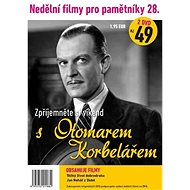 Nedělní filmy pro pamětníky 28: Otomar Korbelář (2DVD) - DVD - Film na DVD