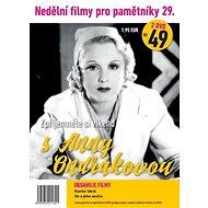 Nedělní filmy pro pamětníky 29: Anny Ondráková (2DVD) - DVD - Film na DVD