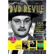 DVD Revue 20: Král Králů, Nikdo nic neví a Fotokulomet: Druhá světová válka z kokpitu (3DVD) - DVD - Film na DVD