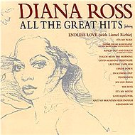 Ross Diana: All The Great Hits - CD - Hudební CD