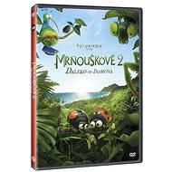 Mrňouskové 2: Daleko od domova - DVD - Film na DVD