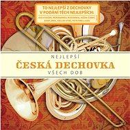 Hudební CD Various: Nejlepší česká dechovka všech dob (2x CD) - CD