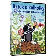 Film na DVD Krtek a kalhotky - DVD