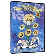 Pohádky z mechu a kapradí 6 - DVD - Film na DVD