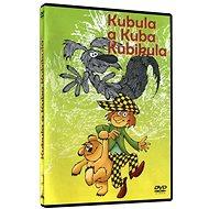 Kubula a Kuba Kubikula - DVD - Film na DVD