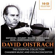 Oistrach, David: The Essential Collection (10x CD) - CD - Music CD