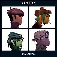 Gorillaz: Demon Days (2x LP) - LP - LP vinyl