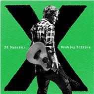 Sheeran Ed: X (Wembley Edition - 2 disky) - CD+DVD - Hudební CD