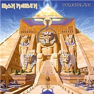 LP vinyl Iron Maiden: Powerslave - LP - LP vinyl