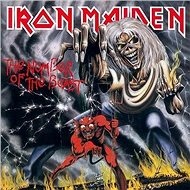 Iron Maiden: Number Of The Beast (Limited) - LP - LP vinyl