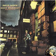 Bowie David: The Rise And Fall Of Ziggy Stardust And The Spiders From Mars - CD - Hudební CD