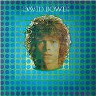 Bowie, David: David Bowie (Aka Space Oddity) (2015 Remastered) - LP - LP Record