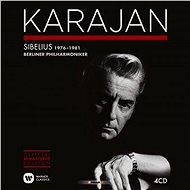 Karajan Herbert: Herbert von Karajan Collection - Sibelius 1976-1981 (4x CD) - CD - Hudební CD