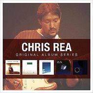Rea Chris: Original Album Series (5x CD) - CD - Hudební CD