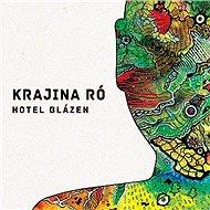 Krajina Ró: Hotel Blázen - CD - Hudební CD