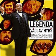 Orchestr Václava Hybše: Legenda Václav Hybš / To nejlepší z padesáti let Orchestru Václava Hybše (2x - Hudební CD
