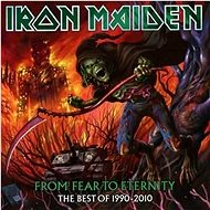 Hudební CD Iron Maiden: From Fear To Eternity (The Best Of 1990-2010) (2x CD) - CD