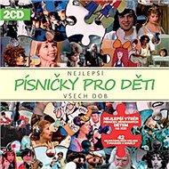 Nej písničky pro děti všech dob (2x CD) - CD - Hudební CD