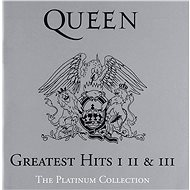 Queen: The Platinum Collection (3x CD) - CD - Hudební CD