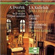 Prague Philharmonic Orchestra: Antonín Dvořák, Jan Antonín Koželuh - Mše v D Dur / Missa Patoralis ( - Hudební CD