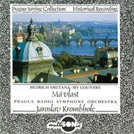 Smetana: Bedřich Smetana - Má vlast (Prague Spring Collection) - CD - Hudební CD