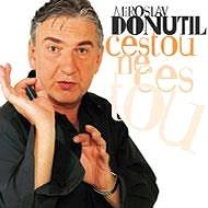 Miroslav Donutil: Cestou necestou - CD - Hudební CD
