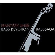 Uhlíř František: Bass Devotion + Bass Saga (2x CD) - CD - Hudební CD