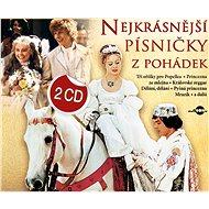 Nejkrásnější písničky z pohádek (2x CD) - CD - Hudební CD