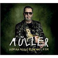 Müller Richard: Hodina medzi psom a vlkom - CD - Hudební CD
