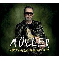 Müller Richard: Hodina medzi psom a vlkom (2x LP) - LP - LP vinyl