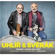 Svěrák a Uhlíř: Songs not only for children (3x CD) - CD - Music CD