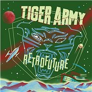 Tiger Army: Retrofuture - LP - LP vinyl