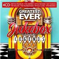 Hudební CD Various: Greatest Ever Jukebox Legends (4x CD) - CD