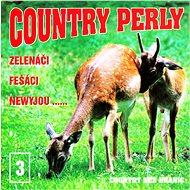 Hudební CD  Country perly 3 - CD