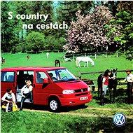 Various: S country na cestách - CD - Hudební CD