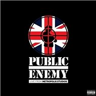 Public Enemy: Live From Metropolis Studios (2015) (2x LP) - LP - LP Record