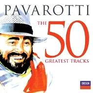 Pavarotti Luciano: Luciano Pavarotti / The 50 Greatest Tracks (2x CD) - CD - Music CD