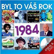 Byl to váš rok 1984 - kniha & DVD - Film na DVD