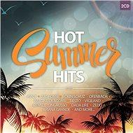 HOT SUMMER HITS 2018 (2x CD) - CD - Hudební CD