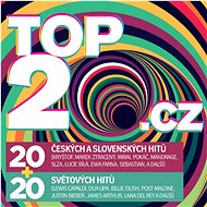Various: TOP20.CZ - 2020/1 (2x CD) - CD - Hudební CD