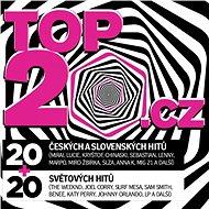 Hudební CD TOP20.CZ - 2020/2 (2x CD) - CD - Hudební CD