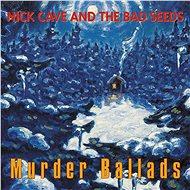 Cave Nick & The Bad Seeds: Murder Ballads (Edice 2015) (2x LP) - LP - LP vinyl