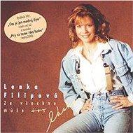 Filipová Lenka: Love is to blame for everything - CD - Music CD