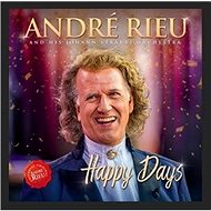 Rieu, André And His Johann Strauss Orchestra: Happy Days (2019)/Deluxe Edition - CD + DV - CD + DVD - Music CD
