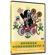 Film na DVD Krtkova dobrodružství 2 - DVD - Film na DVD