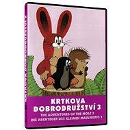 Krtkova dobrodružství 3 - DVD - Film na DVD