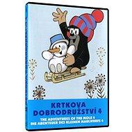 Film na DVD Krtkova dobrodružství 4 - DVD