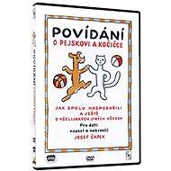 Povídání o pejskovi a kočičce - DVD - Film na DVD